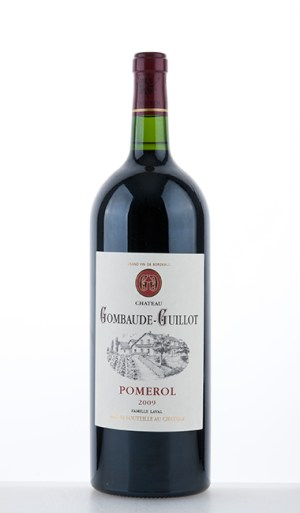 Pomerol 2009 1500ml –  Château Gombaude-Guillot