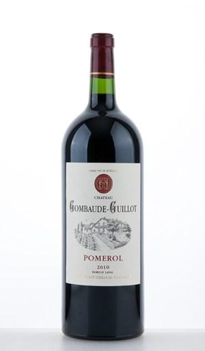 Pomerol 2010 1500ml –  Château Gombaude-Guillot