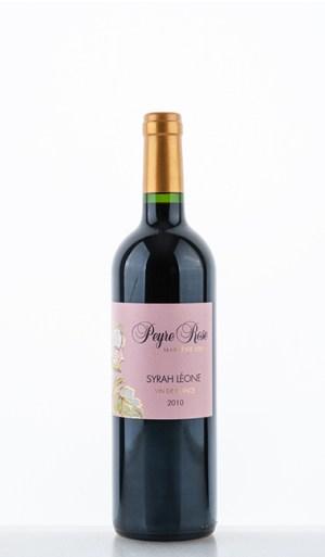 Syrah Léone VdF 2010 –  Peyre Rose