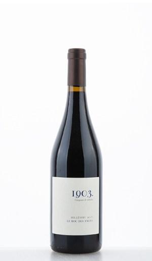 1903 Carignan Côtes Catalanes rouge IGP 2017