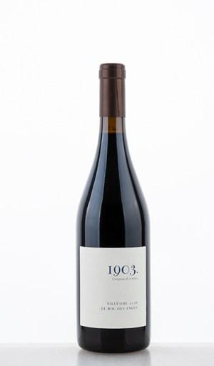 1903 Carignan Côtes Catalanes rouge IGP 2018