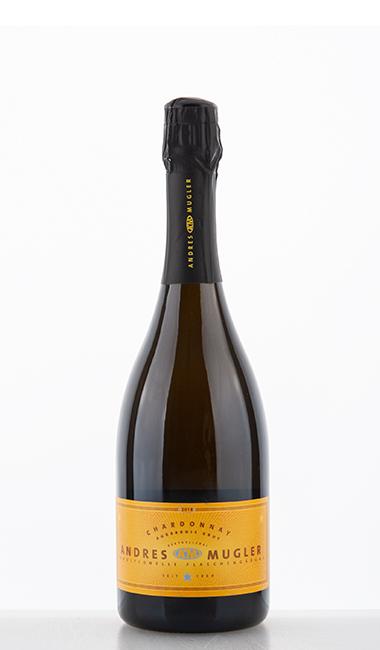 Chardonnay Auxerrois Sekt Brut 2018