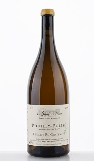 "Pouilly-Fuissé Climat ""En Chatenay"" Zen 2019 1500ml"