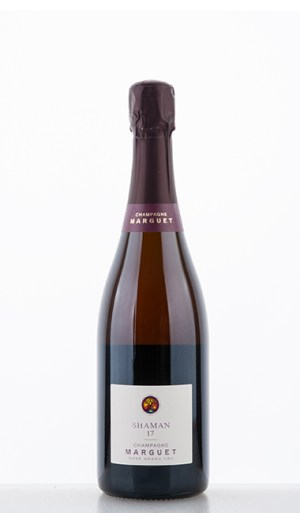 Shaman 17 Rosé Grand Cru Brut Nature NV