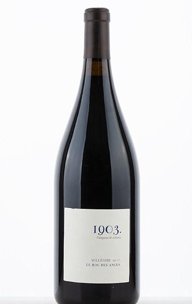 1903 Carignan Côtes Catalanes rouge IGP 2017 1500ml - Roc des Anges
