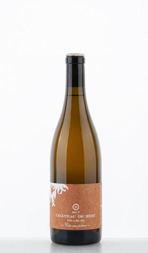 """Béru Chablis Côte aux Prêtres """"San Soufre"""" 2017 –  Château de Béru"""