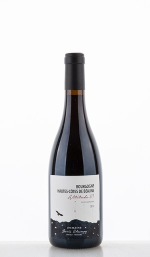 Bourgogne Hautes-Côtes de Beaune Rouge Altitude 377 AOP 2019 –  Boris Champy