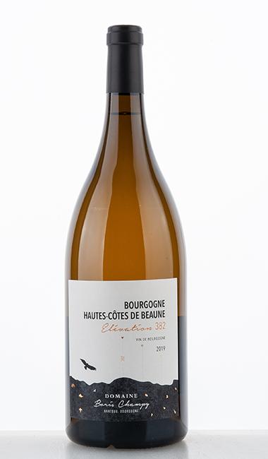 Bourgogne Hautes-Côtes de Beaune blanc Elévation 382 AOP 2019 1500ml - Boris Champy