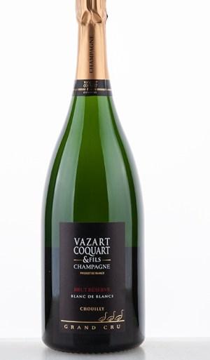 Brut Réserve Blanc de Blancs Chouilly Grand Cru NV 1500ml –  Vazart-Coquart & Fils