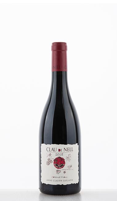 Cabernet Franc AOC 2018 - Clau de Nell