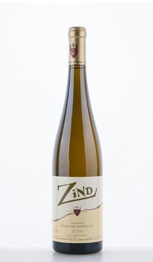 Chardonnay Auxerrois ZIND 2016 - Domaine Zind-Humbrecht