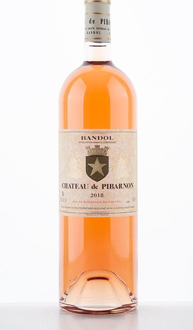Château de Pibarnon Rosé AOC 2018 1500ml - Château de Pibarnon