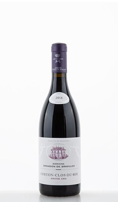 Corton-Clos-du-Roi Grand Cru rouge 2018 - Chandon de Briailles