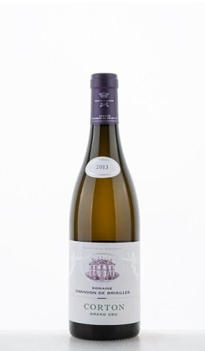 Corton Grand Cru blanc 2013 - Chandon de Briailles