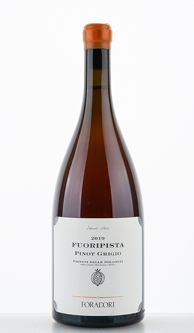 Fuoripista Pinot Grigio Vigneti delle Dolomiti IGT 2019 1500ml - Foradori