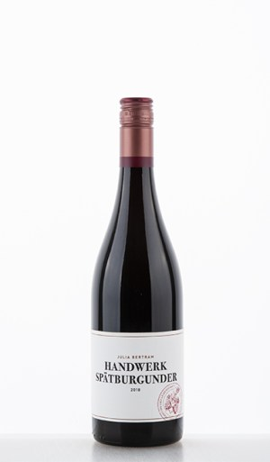 Craft Pinot Noir 2nd filling 2018 - Bertram-Baltes