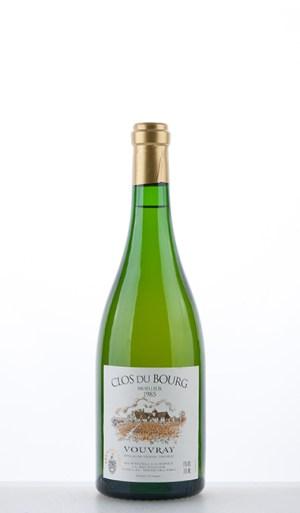 Le Clos du Bourg Moelleux 1ère Trie 1985 - Huet