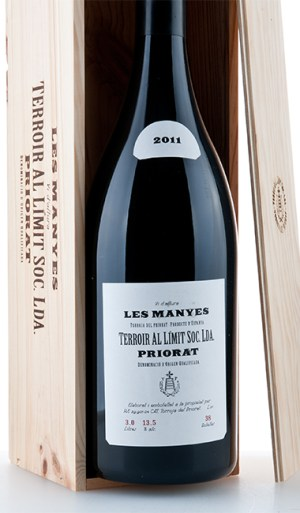 Les Manyes 2011 3000ml - Terroir al Limit