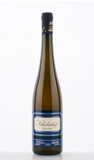 Nikolaihof Vinothek Riesling dry (Filled in 2018) 2002 - Nikolaihof Wachau
