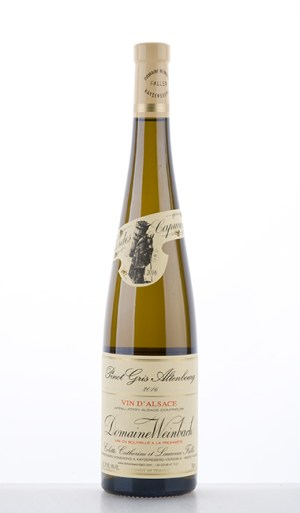 Pinot Gris Altenbourg 2016 - Domaine Weinbach