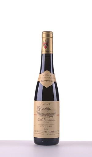 Pinot Gris Clos Windsbuhl Vendanges Tardives 2002 375ml –  Domaine Zind-Humbrecht