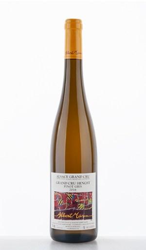 Pinot Gris Hengst Grand Cru 2016 –  Domaine Albert Mann
