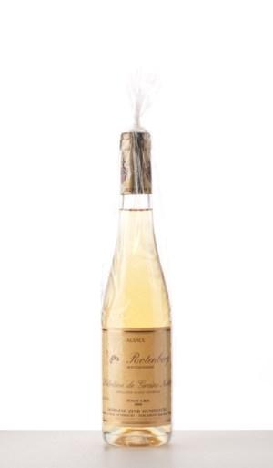 Pinot Gris Rotenberg Sélection de Grains Nobles 2008 375ml –  Domaine Zind-Humbrecht