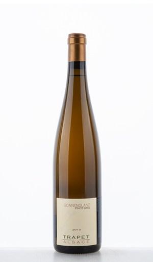 Pinot Gris Sonnenglanz Grand Cru 2010 –  Trapet Alsace