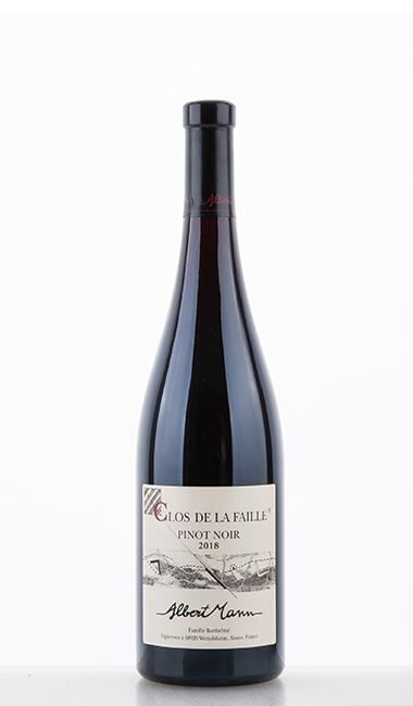 Pinot Noir Clos de la Faille 2018 - Domaine Albert Mann