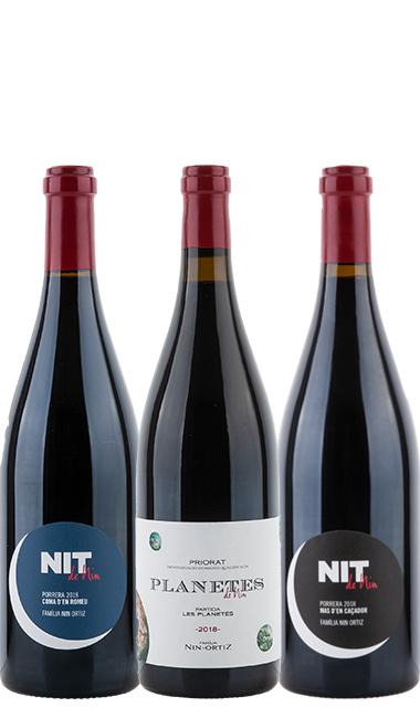 """Tasting package Familia Nin Ortiz package """"the big red"""" 2018 - Tasting package"""