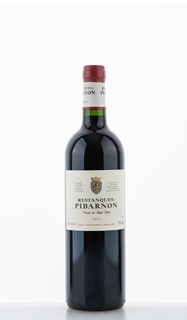 Restanques de Pibarnon Rouge AOC 2017 –  Château de Pibarnon