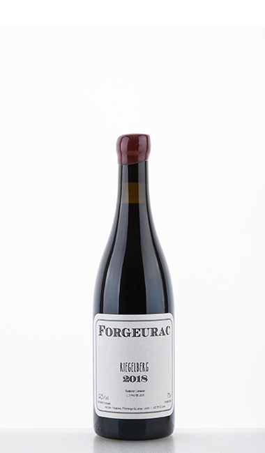 Riegelberg Baden Country Wine 2018 - Forgeurac