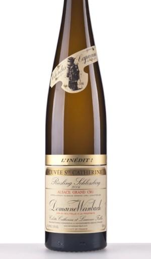 Riesling Schlossberg Grand Cru Cuvée Sainte Catherine L'inedit 2006 1500ml - Domaine Weinbach