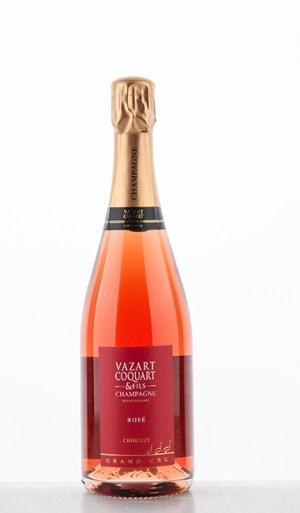 Rosé Extra Brut Chouilly Grand Cru NV –  Vazart-Coquart & Fils