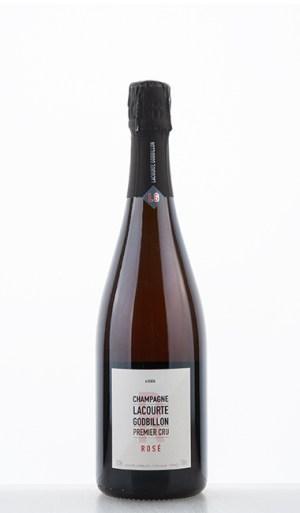 Rosé Premier Cru Brut NV - Lacourte-Godbillon