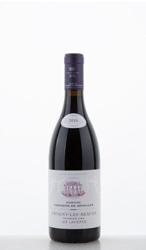 """Savigny-Les-Beaune 1er Cru """"Les Lavières"""" rouge 2018 - Chandon de Briailles"""