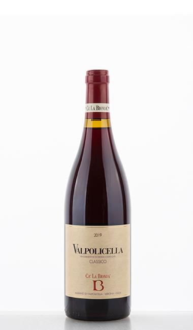 Valpolicella Classico DOC 2019 - Cà la Bionda