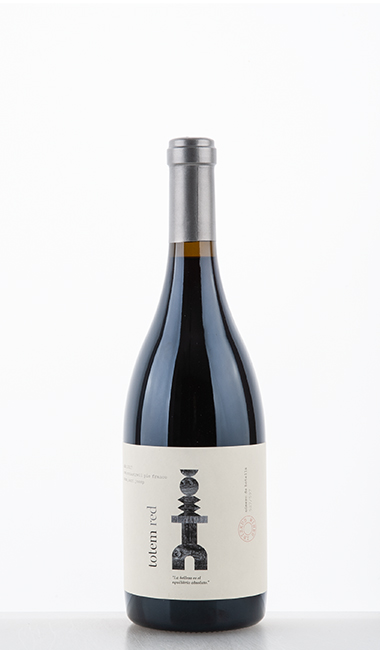 totem red 2017 –  Ibizkus (Totem Wines)