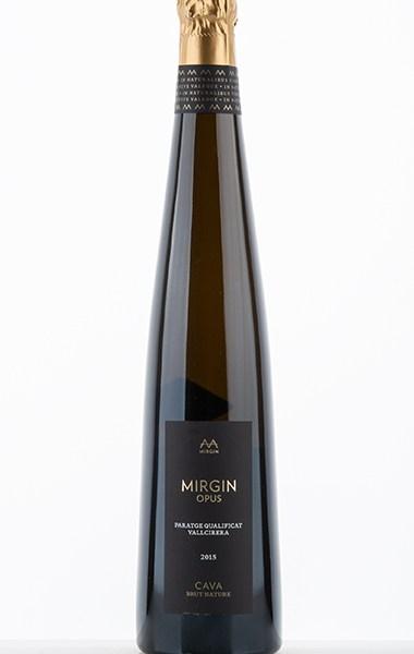 Mirgin Opus Paratge Qualificat Vallcirera Brut Nature 2015
