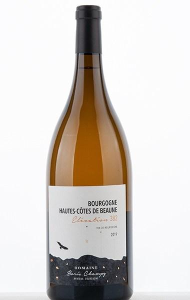 Bourgogne Hautes-Côtes de Beaune blanc Elévation 382 AOP 2019