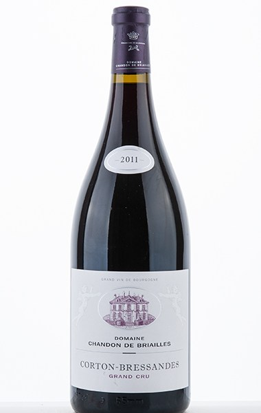 Corton-Bressandes Grand Cru rouge 2011 1500ml
