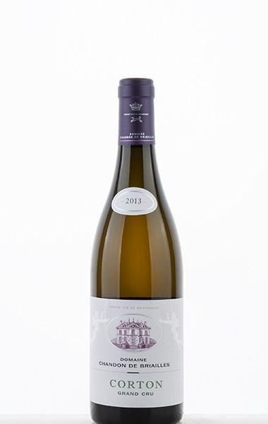 Corton Grand Cru blanc 2013