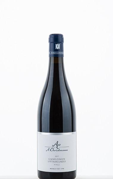 Gimmeldinger Pinot Noir Palatinate 2017