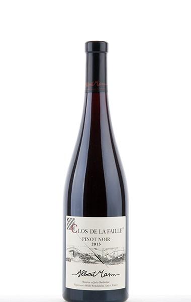 Pinot Noir Clos de la Faille 2015