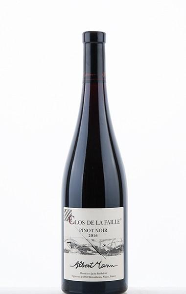 Pinot Noir Clos de la Faille 2016