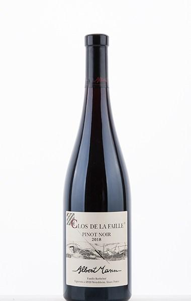 Pinot Noir Clos de la Faille 2019