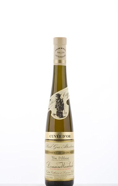Pinot Gris Altenbourg Quintessences de Sélection de Grains Nobles 2008 375ml