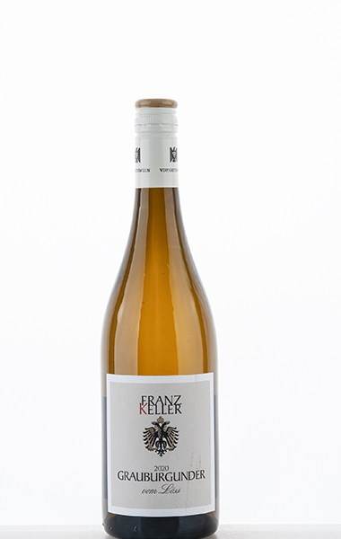 Pinot Gris from the Loess 2020