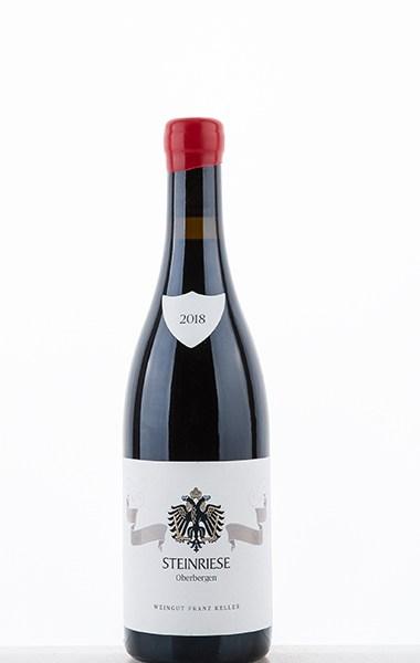 """Steinriese"" Oberbergen Bassgeige Pinot Noir VDP Grosse Lage 2018"