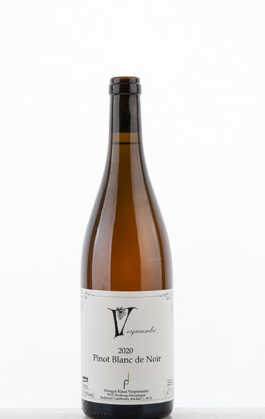 Pinot Blanc de Noir 2020
